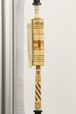 Zvitok Ester, pergamen - E00012