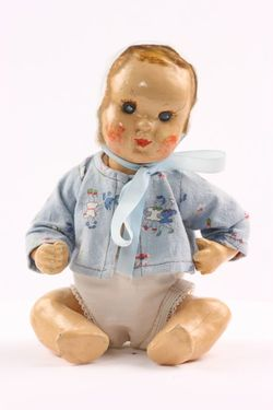 Bábika dievčatko - 1416 H